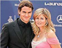 El tenista Roger Federer, número dos del mundo, anunció que será papá