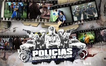 Rating: Policías en acción fue lo más visto del viernes