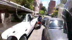 La Municipalidad le quita el carné al joven que protagonizó la semana pasada un grave incidente de tránsito en la zona céntrica de la ciudad
