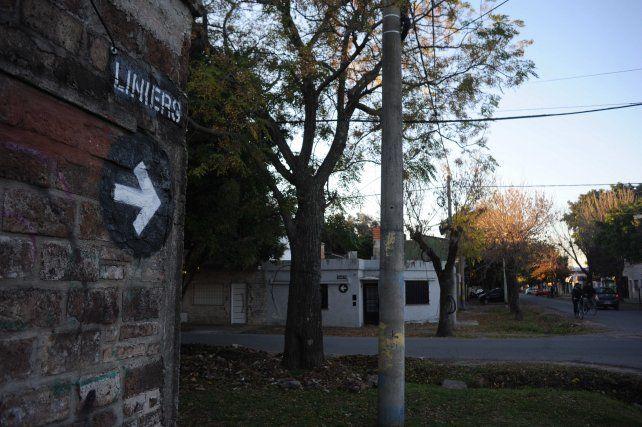 Erica y Fernando vivían en una casa de Liniers al 3000