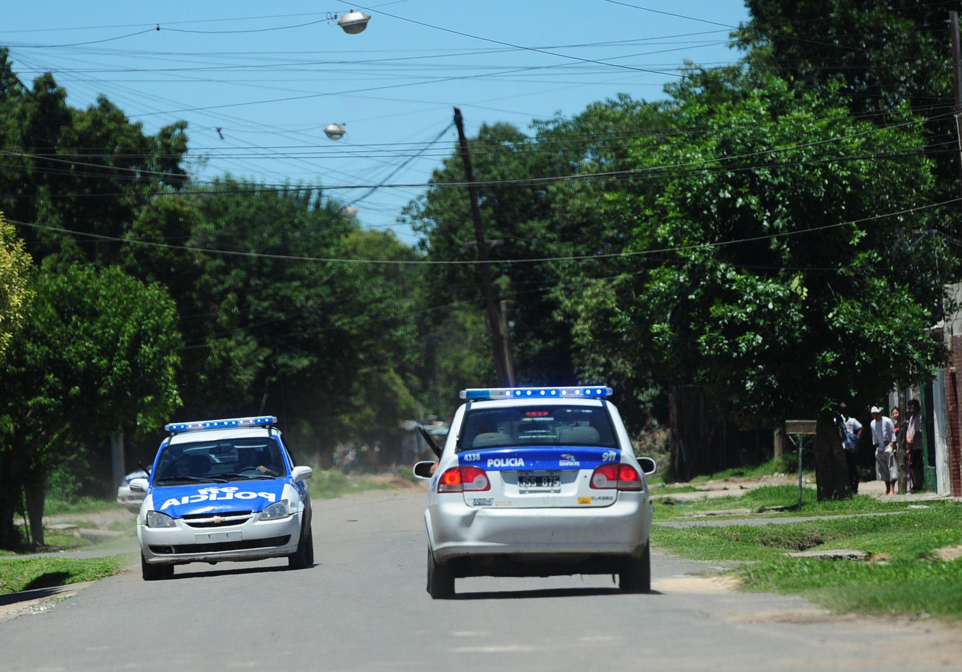Lentamente la situación en Rosario y Villa Gobernador Gálvez parece retornar a la normalidad. (Foto: E