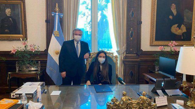 El sillón de Rivadavia