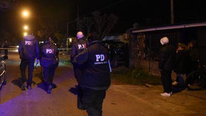 El crimen se cometió en Alzugaray y Laprida, zona sur.