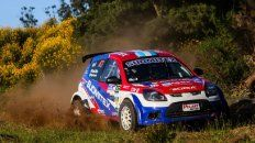 Rally Argentino: Scuncio tuvo su primera victoria