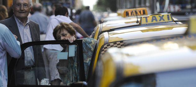 Pese al reclamo de los choferes de taxis