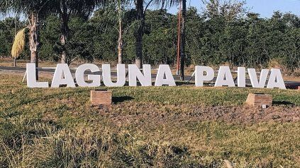 La localidad de Laguna Paiva, en el departamento La Capital, multa por no usar barbijo.