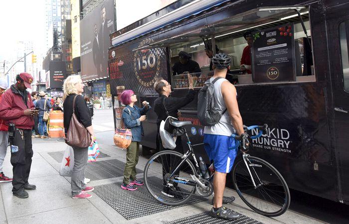 La ordenanza de food trucks no se puede aprobar, no contempla muchas cuestiones