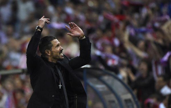 El Cholo Simeone buscará un lugar en la final de la Champions.