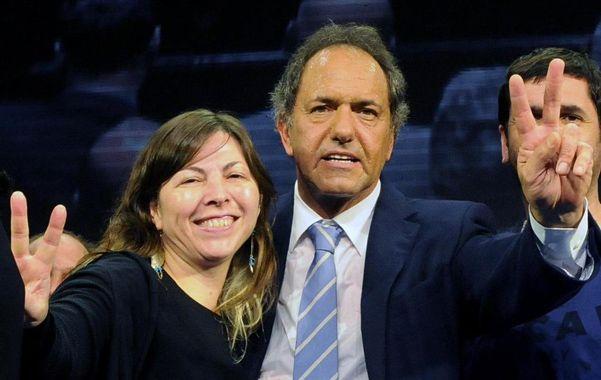 """la elegida. Silvina Batakis se define a sí misma como """"federal y peronista"""". (NA)"""