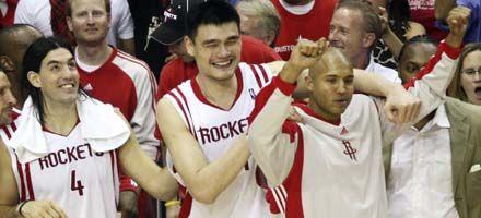 NBA: Houston venció a Portland y jugará en semifinales con Los Angeles Lakers