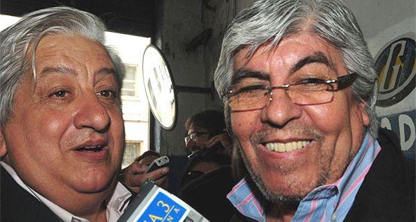 Moyano dijo la relación con el gobierno nacional no está rota