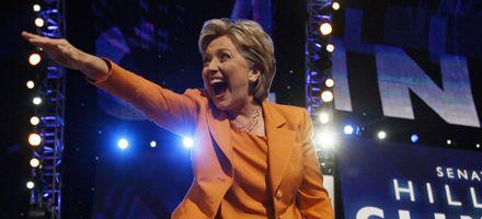 Hillary Clinton podría ser la secretaria de Estado de EEUU