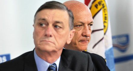 Binner intenta poner paños fríos a las declaraciones contra Giustiniani