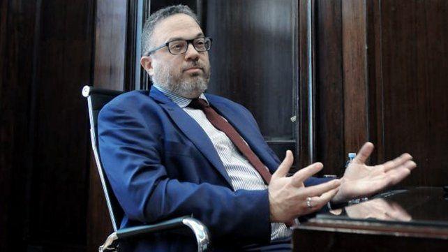 Filípica. Kulfas perdió rápido la paciencia con el presidente de la UIA.