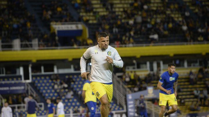 Emiliano Vecchio buscará revancha ante Unión si es que el Kily lo ratifica.