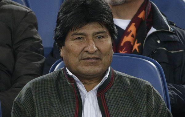 Morales ganó los comicios con el 61 por ciento de los votos frente al 25 por ciento de Doria Medina.