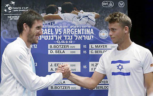 Argentina tendrá que enfrentar esta serie sin sus dos raquetas más importantes