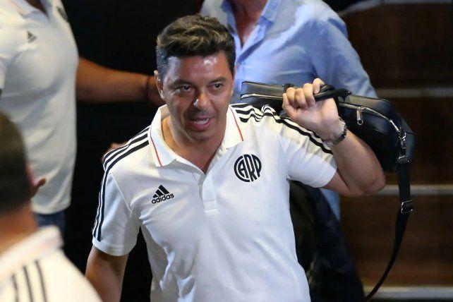 Operaron a Marcelo Gallardo y al menos hoy seguirá internado