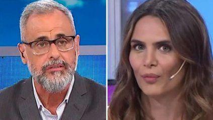Amalia Granata apuntó con una frase sin filtros contra Jorge Rial