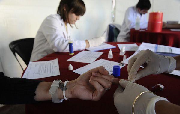 """El récord Guinness de test de VIH servirá para que quieran superarlo"""""""