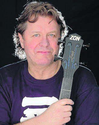 figura del rock. John Wetton.