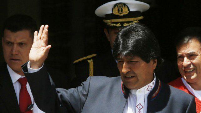 El presidente de Bolivia fue intimado a presentar la renuncia.