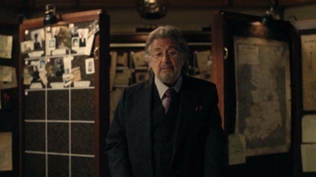 Protagonista. Al Pacino interpreta a un hombre que se dedica a cazar nazis exiliados en Nueva York.