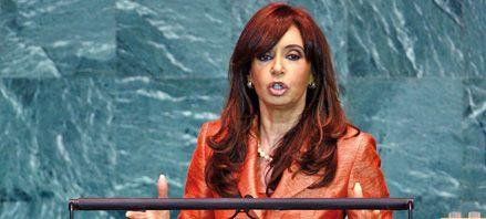 Cristina exigió la extradición de los  iraníes imputados de volar la Amia