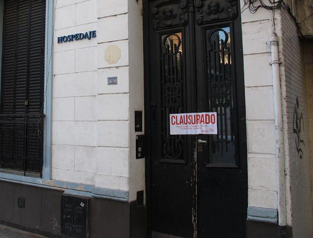 Las detenciones por el delito de facilitamiento de la prostitución fueron realizadas el viernes pasado. (Foto: A. Celoria)