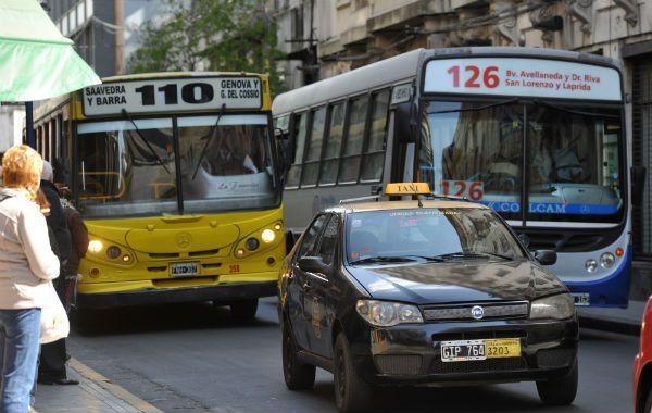 El municipio no tiene previsto un aumento de tarifa hasta fin de año. (Foto: C. Mutti Lovera)