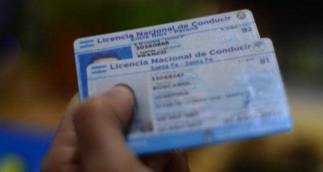 Vuelven a prorrogar la vigencia de las licencias de conducir