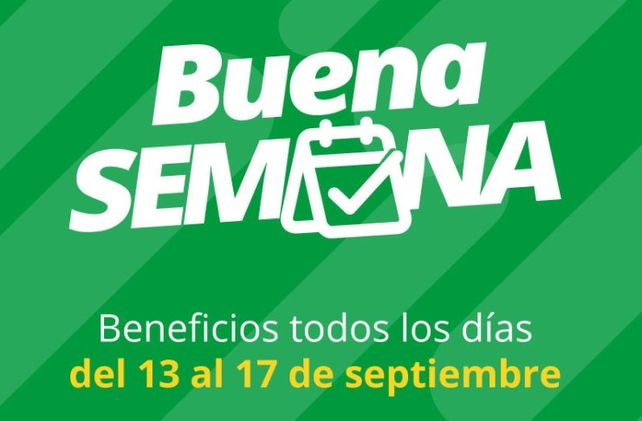 Banco Santa Fe trae una Buena Semana