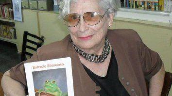 Clara Rebotaro, a quien todos conocían como Pipa.