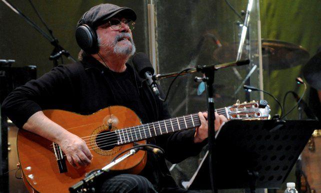 Silvio Rodríguez publicará su próximo álbum en 2022.