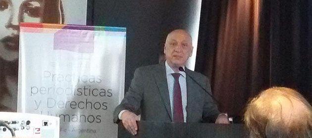 Bonfatti le respondió al ex gobernador Carlos Reutemann. (Foto:Twitter @EloyGR)