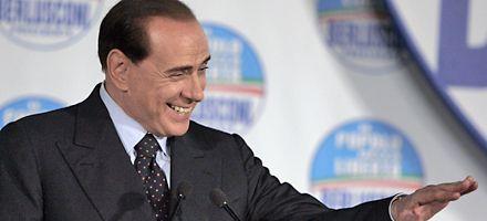 Berlusconi aseguró que cerrará las fronteras a los inmigrantes ilegales