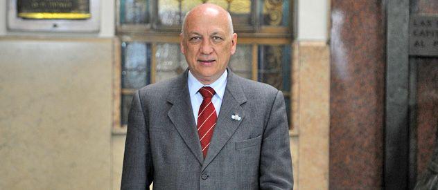 """Bonfatti: """"No hay posibilidad de pagar sueldos superiores"""". (Foto: C. Mutti Lovera)"""