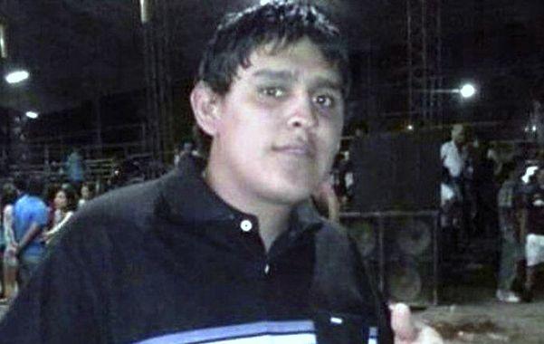 Víctima. Jorge Ariel Velázquez fue baleado mientras repartía boletas electorales. Murió once días después.