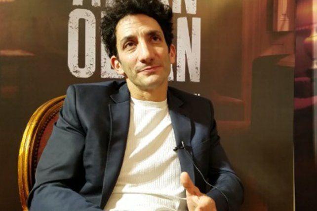 Juan Minujín será la voz de una serie documental ambientalista.