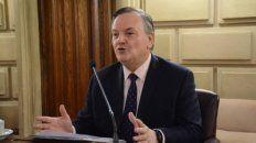 Felipe Michlig. Presidente del bloque de senadores provinciales de la Unión Cívica Radical.