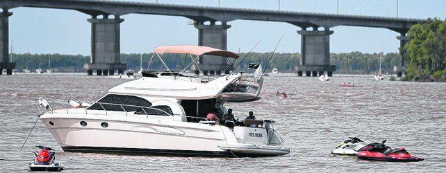 bajo la lupa. Las embarcaciones valuadas por encima de 120 mil pesos deben pagar el impuesto.