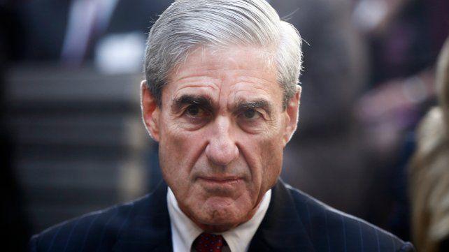 Firmeza. Robert Mueller es republicano y fue director del FBI.