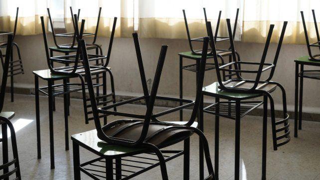 Restricciones. Durante los próximos cinco días hábiles no habrán clases presenciales en las escuelas de los departamentos Rosario y San Lorenzo.
