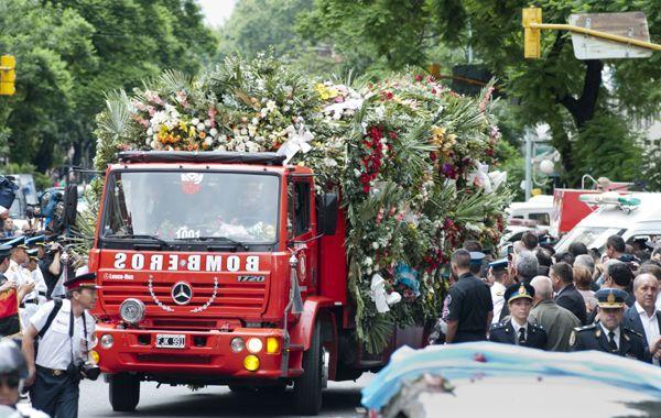 EL cortejo fúnebre