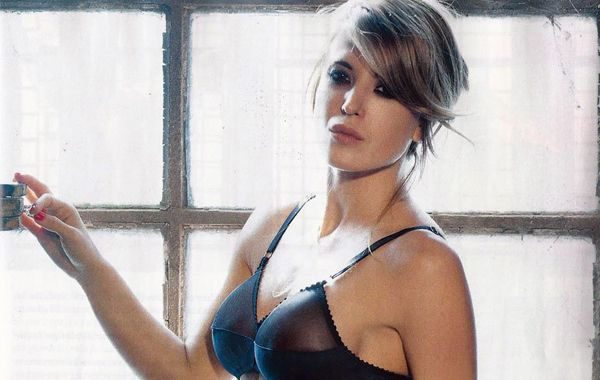 Jésica sigue tan sensual como siempre.