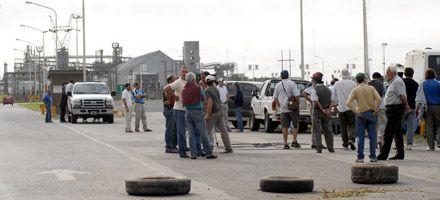 Tensión en las rutas en el primer día de la nueva protesta del campo