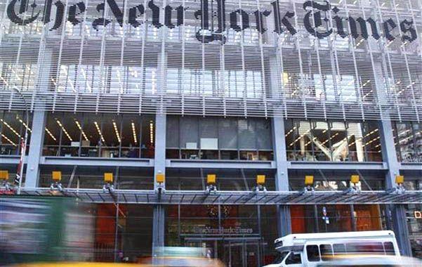 Los hackers robaron las claves de los periodistas del diario.