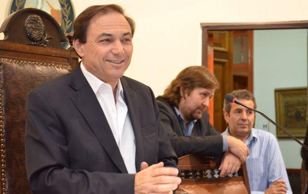 Diferencia. Zamarini integra el sector que lideran Giustiniani y Barletta.