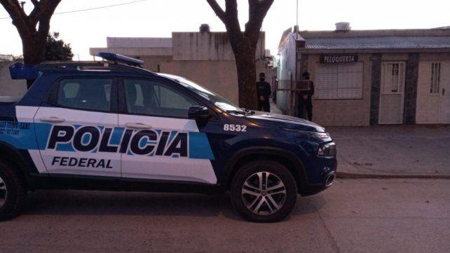 Uno de los allanamientos en el marco de la causa que investiga nexos locales con agrupaciones islámicas se realizó en Venado Tuerto.