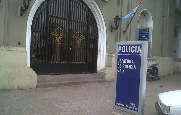 El escenario. Los investigados prestaban servicio en la Unidad Regional X de policía